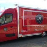 Camion Top Pizza